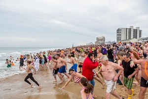 Annual Penguin Swim Raises $104K For Atlantic General