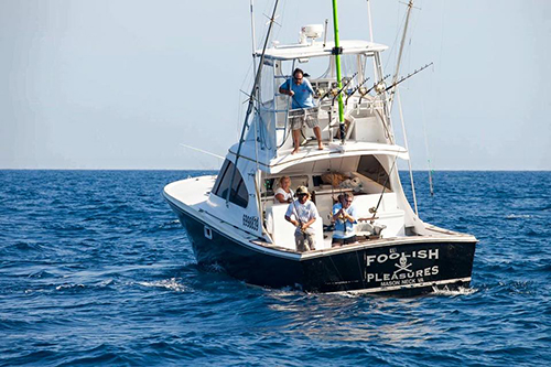 01/14/2016 | Area Boat Prepping For 'Wicked Tuna' Television Spotlight | News Ocean City MD