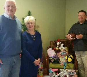 Berkshire Hathaway PenFed Realty And Agents Donate Dozens Of New Toys To Worcester County GOLD