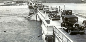 When It Was Called The 'State Roads Bridge'
