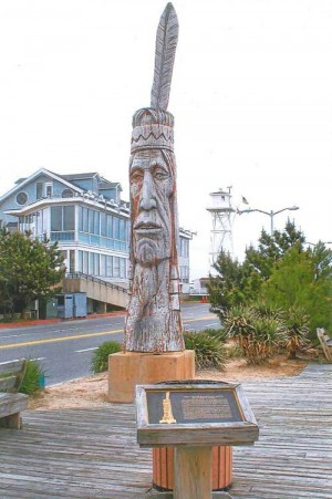 Story Behind The Inlet Totem Pole