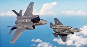 Air Show Announces This Year's Heritage Flight To Include F-35