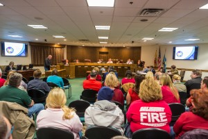 Employees Alleged Unfair Labor Practices By Town; Filing Latest In Ongoing Conflict between City, Firefighters