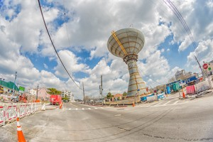 OC Water Tower Project Ahead Of Schedule