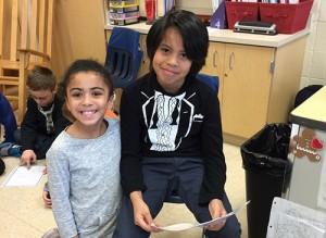 OC Elementary School Second And Fourth Grade Classes Enjoy Writer's Workshop Writing Celebration