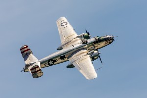 WWII Bomber Added To Air Show