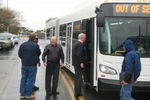 Ocean City Welcomes Street Sweeping Buses