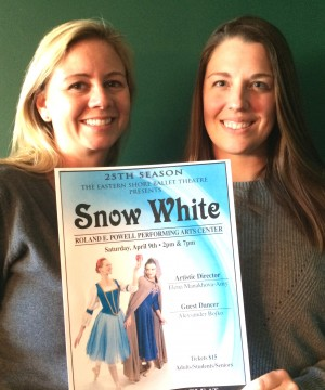 Eastern Shore Ballet Theatre Brings Snow White To Resort