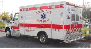 Arbitrator Rules For Paramedic In Call Dispute, Finding Ocean City Used 'Wrongful Disciplinary Action'