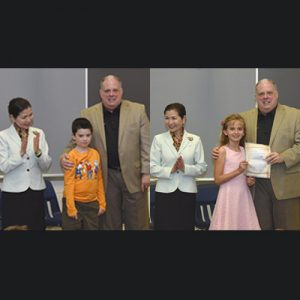 Governor Visits OC Elementary School