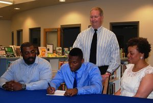 Decatur's Shockley Headed To Bowie State
