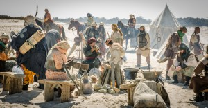 Filming Opens On Assateague For 13th Century Docudrama