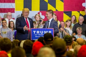'An Amazing Moment' For Decatur Grad Who Now Works As Trump Campaign Staffer