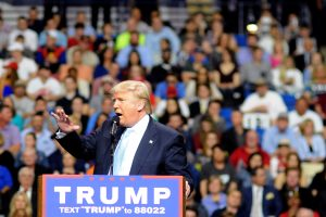 Trump To Hold Rally At Worcester School