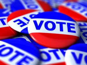 Primary Election Day Comes To Maryland