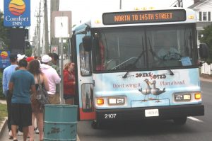 Grant To Fund Surveillance Cameras On Most Resort Buses
