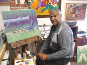 Artist Patrick Henry Reflects On 50-Year Career Of Eastern Shore Painting