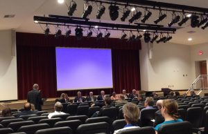 County's Budget Hearing Focuses On Education Funding