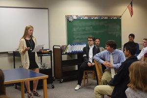Students Learn Financial Literacy