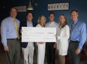 Couple Donates $50K To Worcester Ed Foundation