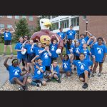 Camp Safe Harbor is hosted by Salisbury University's Seidel School of Education and Professional Studies, with activities in Conway Hall and Maggs Physical Activity Center.