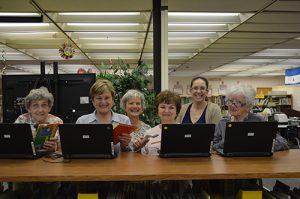 Republican Women Of Worcester County's Literacy Volunteers Visit Showell Elementary