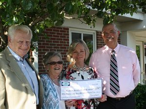 Grant By The Community Foundation Of The Eastern Shore Assists Sending Campers To Camp Fairlee