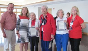 Republican Women Of Worcester County Honor Three Women At Annual Red, White And Blue Luncheon