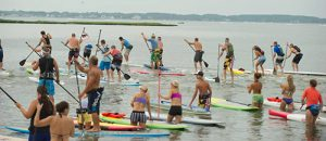 Fager's Island To Host Paddle Challenge, June Jam Saturday