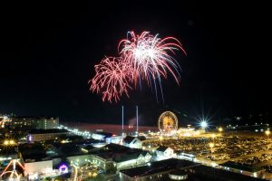 Ocean City Offers Two Fireworks Displays For Holiday