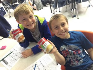 Showell Elementary Third Graders Learn About Making Smart Decisions On Nutrition