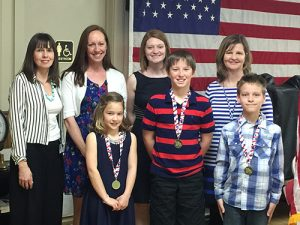 National American Legion Auxiliary Sponsors Americanism Essay Contest For Students Grades 3-12