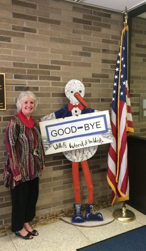 Long-Time Teacher Retiring After 40 Years; McAleer Been At Showell Since It Opened In 1976