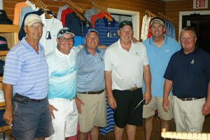 Boosters Golf Tournament A Big Success