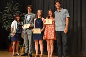 2016 Surf Club Scholarships Awarded
