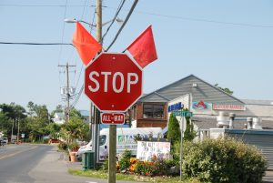 Four-Way Stop Placed At Busy West OC Intersection