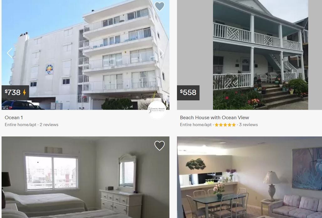 Surprising 07 14 2016 Ocean City Officials Weigh Airbnbs Financial Home Interior And Landscaping Mentranervesignezvosmurscom