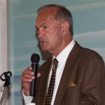 "Charles ""Buddy"" Jenkins is pictured speaking at an event at the Joan W. Jenkins Foundation's Atlantic Club's Worcester County Addiction Cooperative Services building in 2012. File Photo"