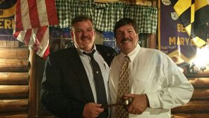 Berlin Lions Club Past Presidents Passes Gavel To Incoming President