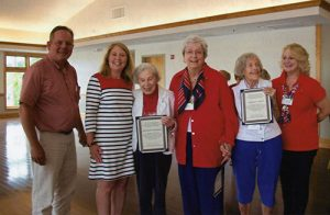 Republican Women Of Worcester County Honor Three For Having Vision To Form Club