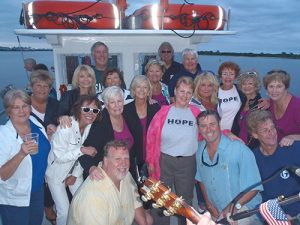 Message Of Hope Cancer Fund Holds Annual Sunset Cruise Pizza Party Fundraiser