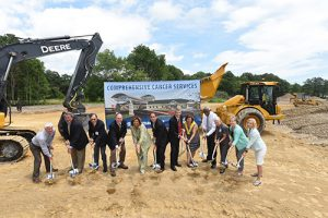 Ground Broken On Cancer Center In Ocean Pines
