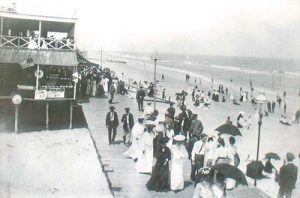 How The Boardwalk Was In Early-1900s