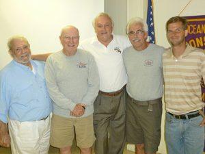 State Senator Jim Mathias Visits MSSA Atlantic Coast Chapter