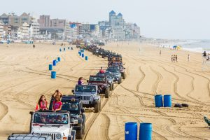 Ocean City Jeep Week Returns Thursday; Berlin, Resort Events Planned All Weekend