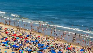 Ocean City Water Rescues Way Down So Far This Summer