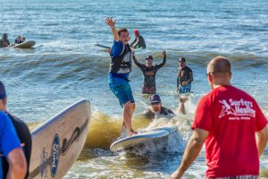 Surfers Healing Day 'Means The World' To Many Families