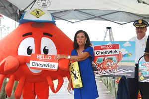 Campaign Mascot Named Through Online Contest