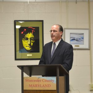 Worcester County Schools Tap Taylor As Next Superintendent Effective Nov. 1; Taylor Calls Job 'Opportunity Of A Lifetime'