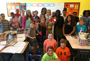Wicomico Teacher Named Finalist For State Honor